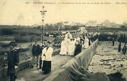 PRIMEL - La Benediction De La Mer Sur La Jetée Du Diben - Primel