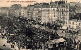 Tout Paris-Boulevard Richard Lenoir-Vue Prise Du Boulevard Voltaire - Distretto: 11