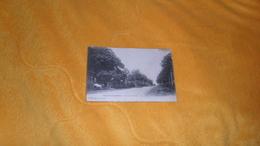 CARTE POSTALE ANCIENNE CIRCULEE DATE ?. / NEAUPHLE LE CHATEAU.- L'AVENUE DE CHATRON. / CACHETS DONT B + TIMBRE - Neauphle Le Chateau