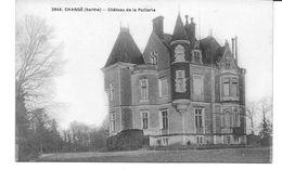 SARTHE-CHANGE Chateau De La Paillerie-MO - France