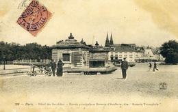 PARIS - Hôtel Des Invalides - Batterie Triomphale - France