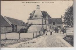41 - MARCILLY EN GAULT - La Tuilerie Animée - Charrettes à Chevaux - France