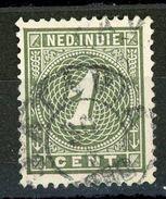 INDE (PAYS-BAS) :  DIVERS N° Yvert 17 Obli. - Netherlands Indies