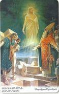Armenia - ArmenTel - Anniv. Christianity Proclamation #1 - 50U Sample (No Serial) - Armenia