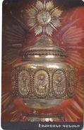 Armenia - ArmenTel - Treasure #3 - 100U Sample (No Serial) - Armenia