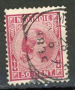 INDE (PAYS-BAS) :  DIVERS N° Yvert 29 Obli. - Niederländisch-Indien