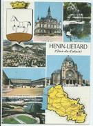 Hénin-Liétard-Multi-vues (CPSM) - Henin-Beaumont