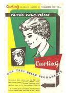 Buvard Curling Avec Curling Une Très Belle Permanente - Perfume & Beauty