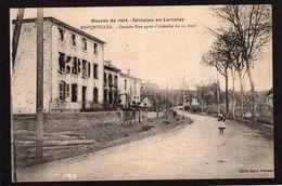 54. BADONVILLER  (MEURTHE- ET- MOSELLE).  GRANDE RUE...C2409 - France