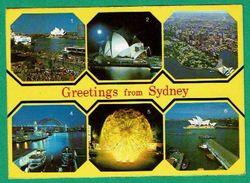 Saluti Da Sidney - Sydney