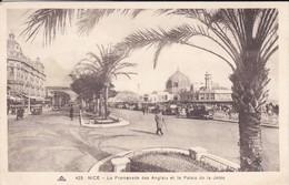 06----NICE---la Promenade Des Anglais Et Le Palais De La Jetée---voir 2 Scans - Nizza