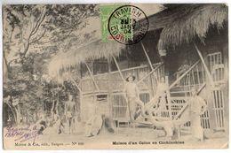 100. - Maison D'un Colon En Cochinchine  (Viêt-Nam) - Viêt-Nam