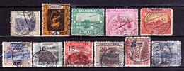 Saargebiet 1921/22 - Deutschland