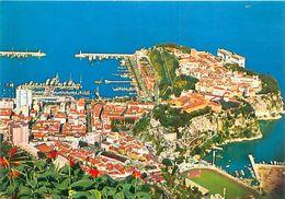 Cpsm -   Principauté De Monaco -  Le Rocher       AF949 - Monaco