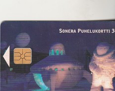 WINTER TIME 2001 - Finlande