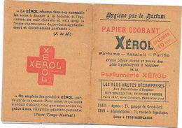 PAPIER ODORANT XEROL Hygiène Par Le Parfum - TON3 - - Cartes Parfumées