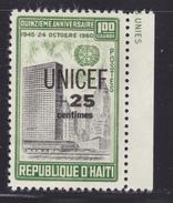 HAITI N°  457 ** MNH Neuf Sans Charnière, TB  (D2149) - Haiti