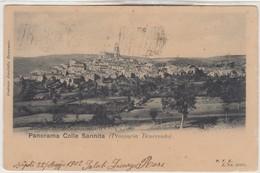 SALUTI DA COLLE SANNITA-VEDUTA - Benevento