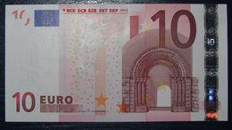 10 EURO E003F1 Germany Serie X64  Perfect UNC - EURO