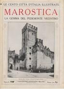 MAROSTICA - La Gemma Del Pedemonte Vicentino - Anni '20 - Documenti Storici