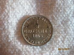 Hannover: 1/2 Groschen 1863 (silver) - [ 1] …-1871 : Stati Tedeschi