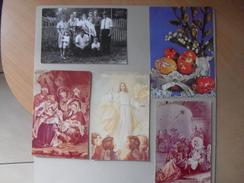 5 Cartes De Fêtes  En Polonais !?!? - - Cartes Postales