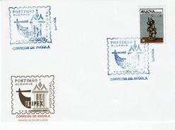 Angola , 1981 , Uripex 81 , FDC , Portimão , Tchibinda Ilunga - Angola