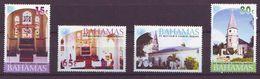 Bahamas - 2003 Christmas - St. Matthew's Church, Nassau - 4 V Mint ** - Bahamas (1973-...)