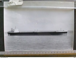 Hm1.n- Petrolier Tanker ALDEBARAN 1965 CNP St Nazaire 5 Photos 18x24 Chantiers De L'Atlantique - Schiffe