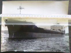 Hm1.v- Mineralier LENS 1959 La Seyne UIM 18x24cm Union Industrielle Maritime - Boats