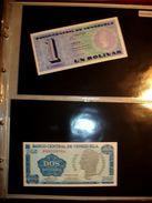 Banconota Venezuela-1-2-bolivares-fds - Venezuela