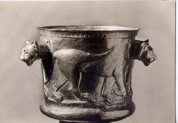 7000 Jahre Kunst Im Iram - Goldene Trinkshale - Kalardascht 9 Jahrh V. Chr - Foto Anne Hubert - Hamburg - Formato Grande - Iran