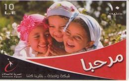 TARJETA TELEFONICA DE EGIPTO (PREPAGO) (361) - Egipto