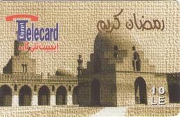 TARJETA TELEFONICA DE EGIPTO (PREPAGO) (416) - Egipto