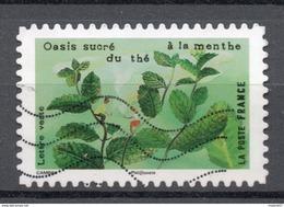 France 2017 Oblitéré - Le Goût - KlebeBriefmarken