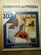 CORRIERE DEI PICCOLI N. 102 1979 - Corriere Dei Piccoli