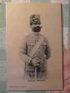 Cartolina Tenente Modugno / Bitonto 1905 - War 1914-18