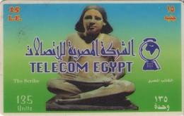 TARJETA TELEFONICA DE EGIPTO (PREPAGO) (363) - Egipto