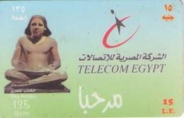 TARJETA TELEFONICA DE EGIPTO (PREPAGO) (365) - Egipto