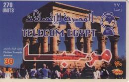 TARJETA TELEFONICA DE EGIPTO (PREPAGO) (378) - Egipto