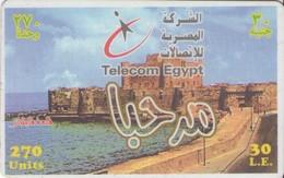 TARJETA TELEFONICA DE EGIPTO (PREPAGO) (382) - Egipto