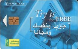 TARJETA TELEFONICA DE EGIPTO (CHIP) (491) - Egipto