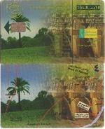 TARJETA TELEFONICA DE EGIPTO (CHIP) (501) - Egipto