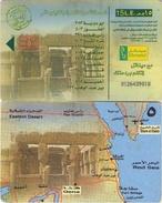 TARJETA TELEFONICA DE EGIPTO (CHIP) (502) - Egipto