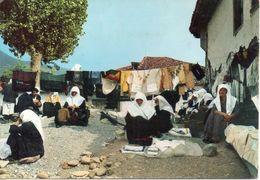 Peja-Pec - Marché, 1971 (?) - Kosovo
