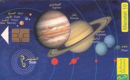 TARJETA TELEFONICA DE EGIPTO (CHIP) (473) - Egypt