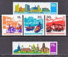 Singapore 133-7   *    TOURISM - Singapore (1959-...)