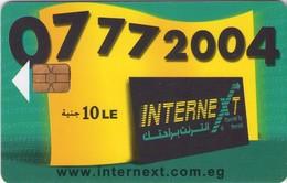 TARJETA TELEFONICA DE EGIPTO (CHIP) (479) - Egipto