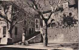 Carte  : Fornalutx  Mallorca  (Espagne)   Plaza  G Franco     Ph A Zerkowitz - Mallorca