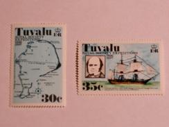 TUVALU  1977  LOT# 3  SHIP - Tuvalu